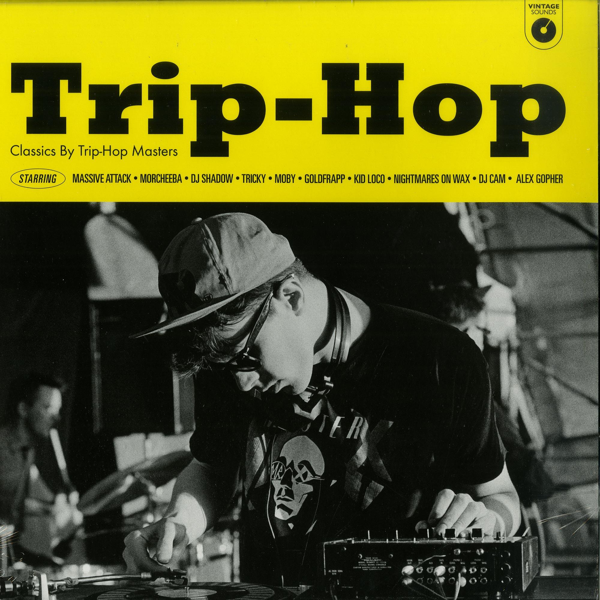 Various Artist - TRIP-HOP