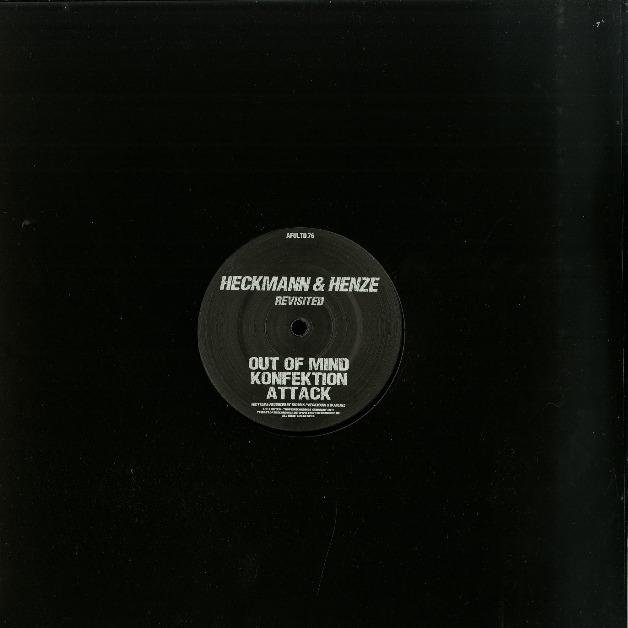 Heckmann & Henze - REVISITED