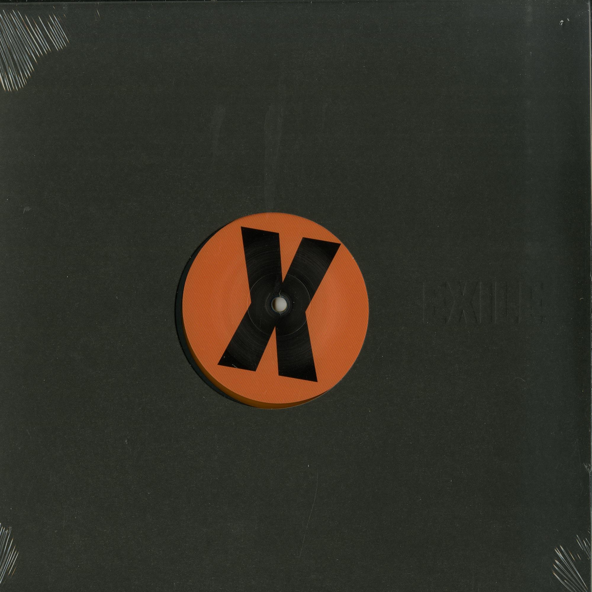Johannes Heil - EXILE012