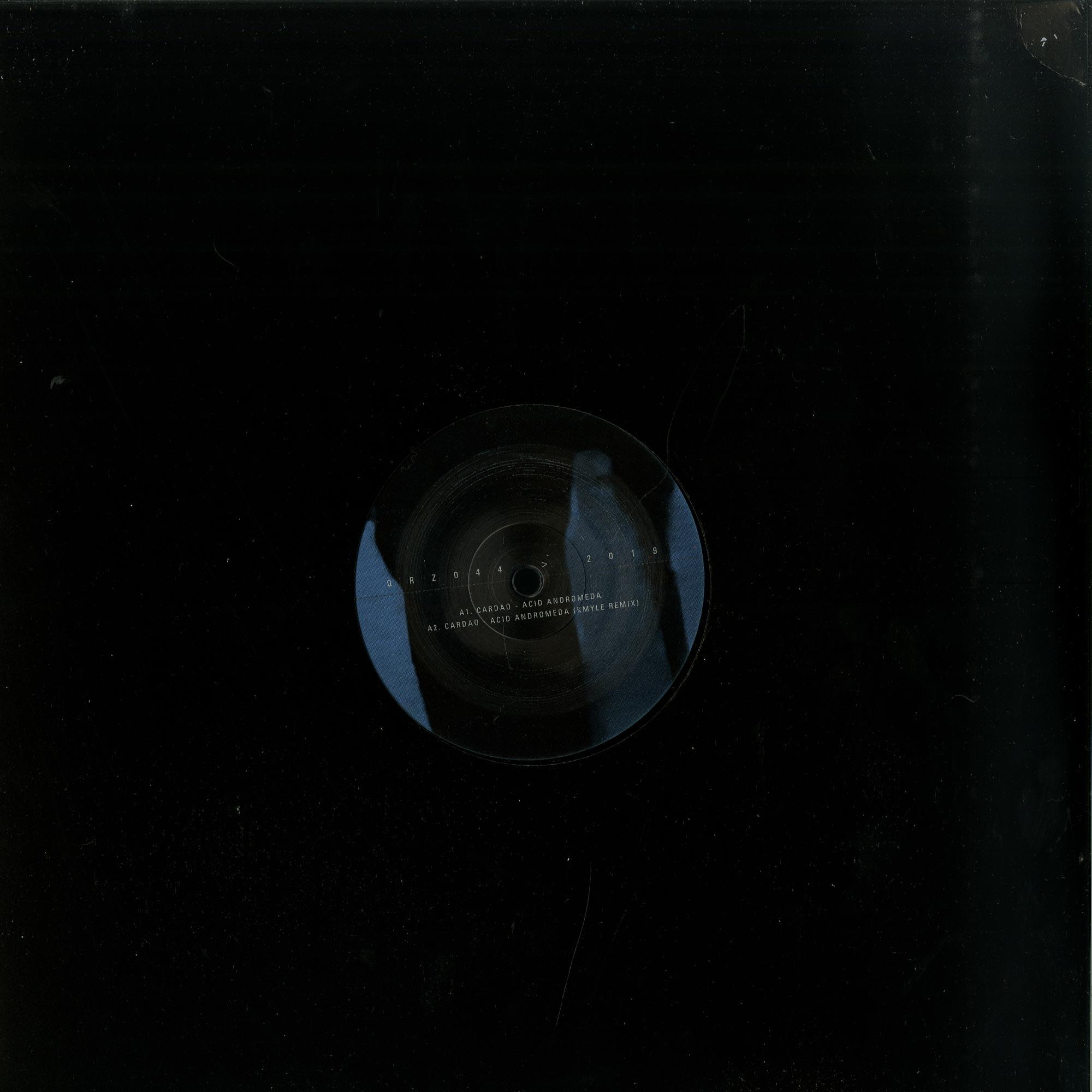 Cardao / Paul Ritch - ACID ANDROMEDA