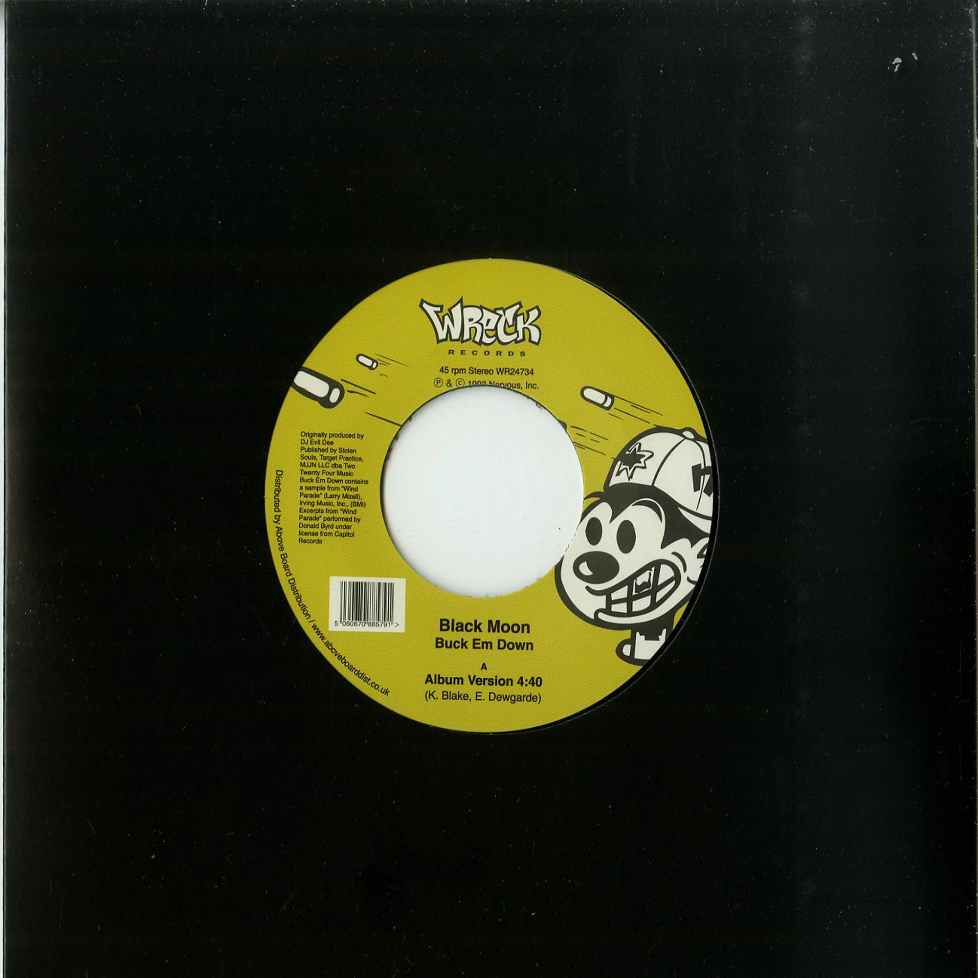 Black Moon - BUCK EM DOWN