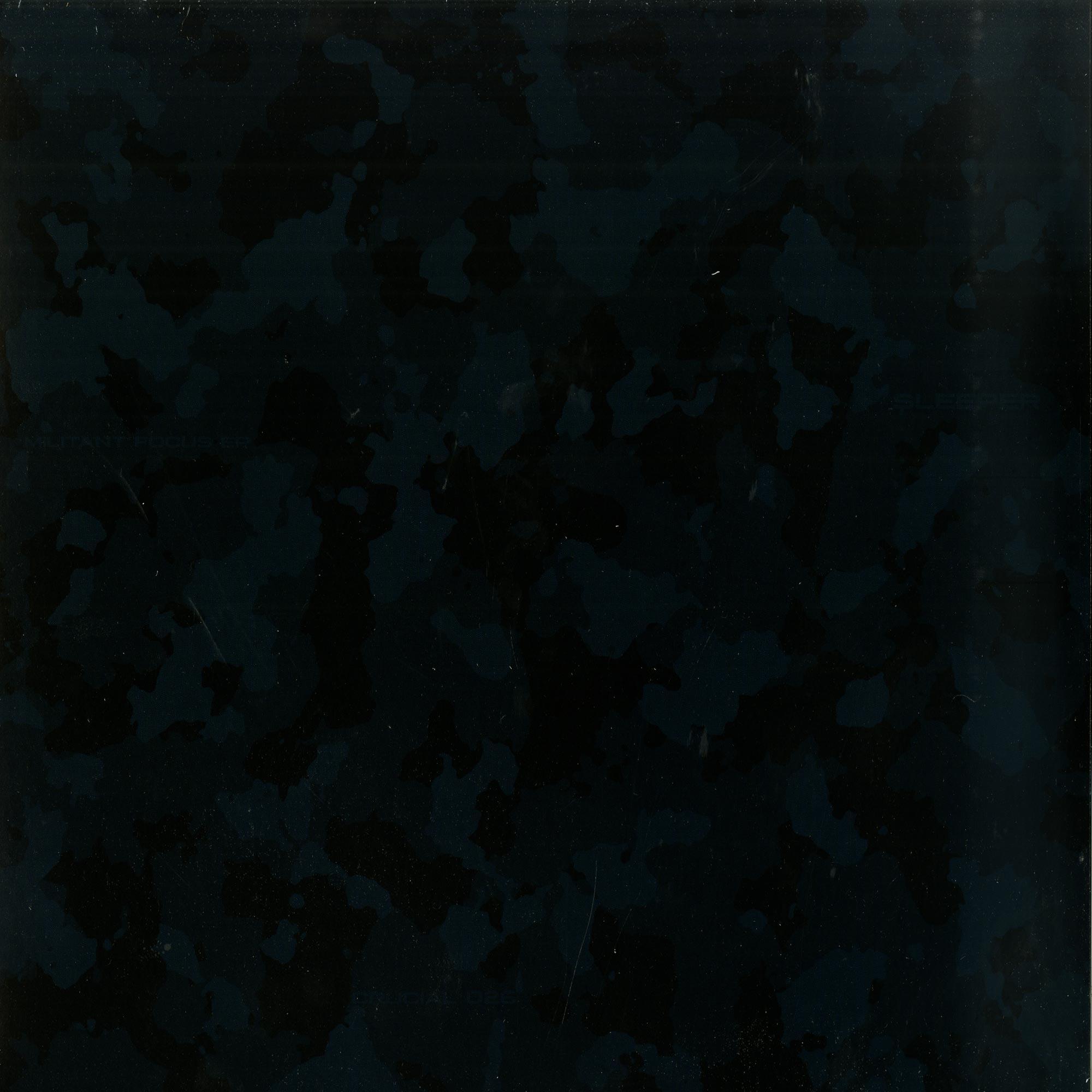 Sleeper - MILITANT FOCUS EP