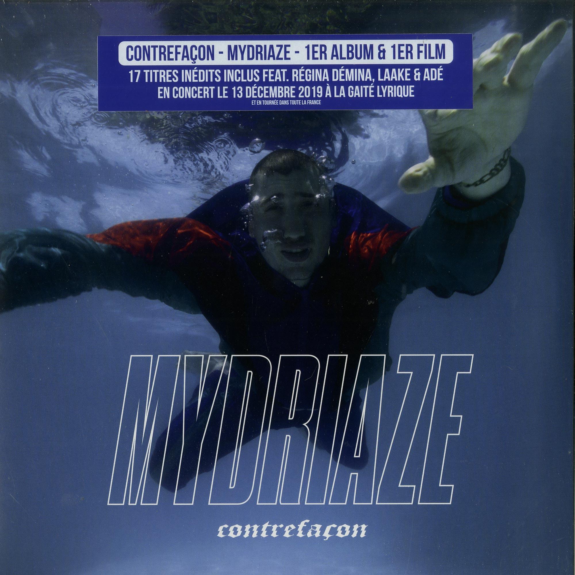 Contrefacon - MYDRIAZE